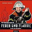 Die Feuerwehr kocht mit Feuer und Flamme