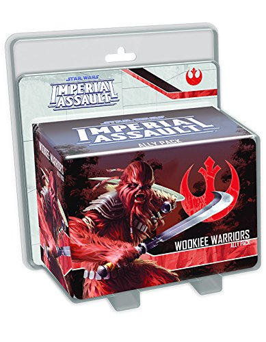 Imperial Assault Wookiee Warriors Ally Pack