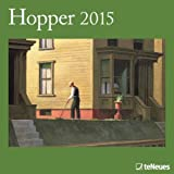 2015 Edward Hopper Wall Calendar