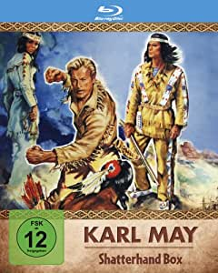 Karl May Shatterhand Box [2 Blu-rays]