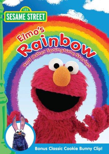 Elmo'S Rainbow & Other Springtime Stories front-337063