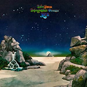 Tales From Topographic Oceans (180 Gram Audiophile Vinyl/ Ltd. Ed./ Gatefold Cover)