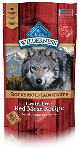 wilderness-rocky-mountain-recipe-trail-treats-red-meat-dog-biscuits-1-pouch-8-oz-by-blue-wilderness