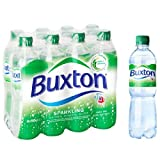Buxton Carbonated Mineral Water 8 x 500ml