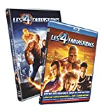 echange, troc Les 4 fantastiques - Duo Blu-ray + DVD [Blu-ray]