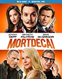 Mortdecai [Blu-ray]