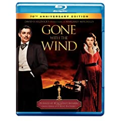 Gone with the Wind [Blu-ray]: Clark Gable, Thomas Mitchell, Vivien Leigh, Olivia De Havilland, Leslie Howard, Victor Fleming, Hattie McDaniel