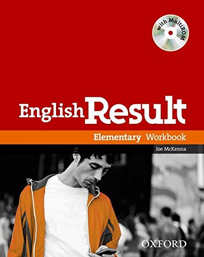 English Result Elementary: Workbook with Multi-ROM Pack