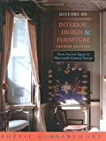 img - for History of Interior Design and Furniture: From Ancient Egypt to Nineteenth-Century Europe book / textbook / text book