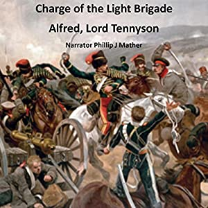 Charge of the Light Brigade Audiobook