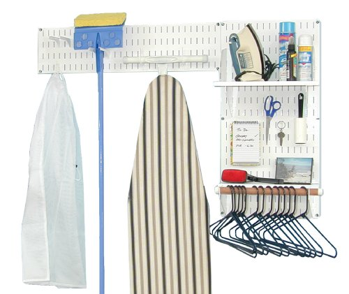 Images for Wall Control 10-LAU-200WW Standard Laundry Room Organizer