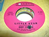 BOBBY CALLENDER 45 RPM Little Star / Love & Kisses (I'll Give To You)