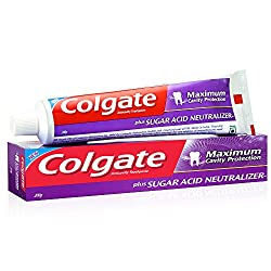 Colgate Maximum Cavity Protection plus Sugar Acid Neutralizer Toothpaste - 200 g
