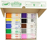 Crayola 200ct Classpack Fine Markers (Barrel Color May Vary)