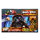 Amazing Angry Birds Star Wars Jenga Rise Of Darth Vader Game By Hasbro