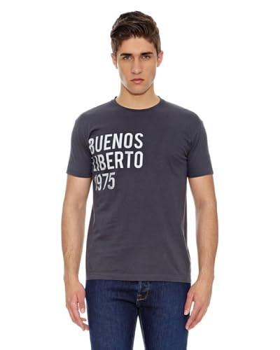 Liberto T-Shirt Ca006 [Grigio Scuro]