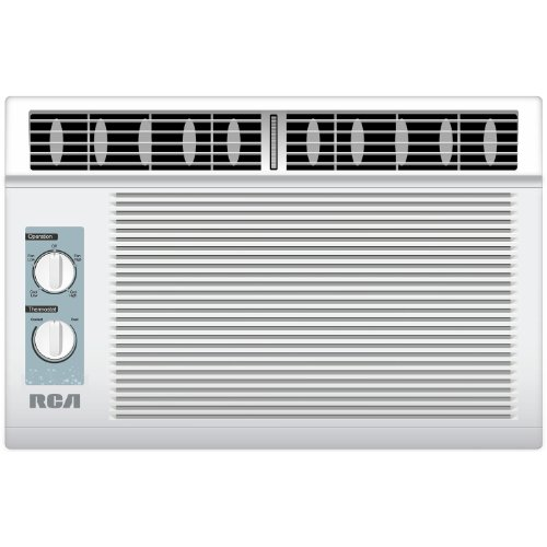 RCA RACM5002 5,000 BTU 115V Window Air Conditioner with Mechanical Controls (Window Acs compare prices)