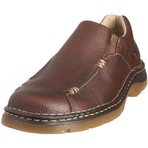 Dr Martens Men's Zack 8C16 Slip On Slip-on Dark Brown 11233201 8 UK