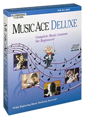 Music Ace Deluxe (PC/Mac)