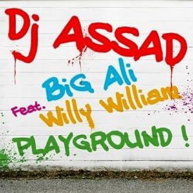 Playground (Radio Edit) [feat. Big Ali & Willy William]