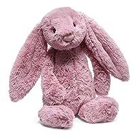 Jellycat Bashful Bunny Pink Tulip – M…