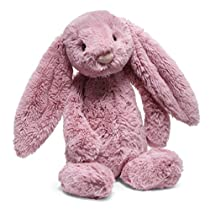 Jellycat Bashful Bunny Pink Tulip - Medium