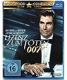 James Bond - Lizenz zum Töten [Blu-ray]