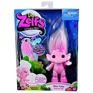Amazon.com: The Zelfs Large Zelf Doll Series 3 Miss TuTu Ballerina