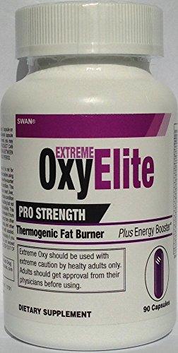 Extreme OxyElite Pro Strength Thermogenic Fat Burner plus Energy Booster