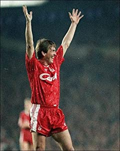 Photographic Print of Kenny Dalglish Liverpool 1990/1991 from Fotosports from Fotosports