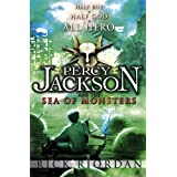 Percy Jackson and the Sea of Monstersby Rick Riordan
