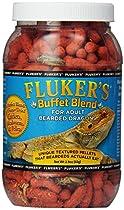Fluker's Buffet Blend Adult Bearded Dragon Formula, 2.9 Ounce