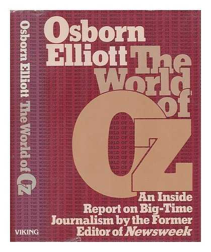 The World of Oz (The World Of Oz compare prices)