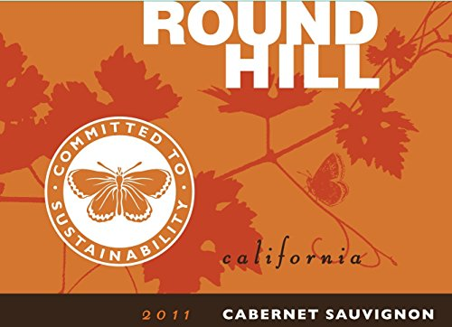 2011 Round Hill California Cabernet Sauvignon 750 Ml