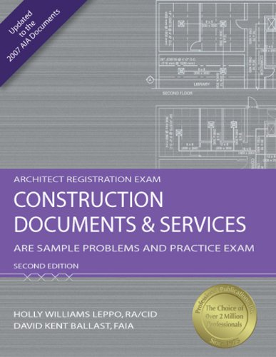 Construction Documents Services Are Sample Problems And Practice