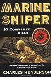 Marine Sniper: 93 Confirmed Kills--a Classic True Account of Vietnam