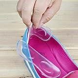 Silicone Gel Foot Heel Shoe Gentle Pads Cushion Grips
