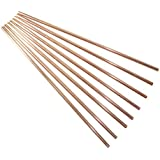 Dungri India Craft ® Set Of 8 - Solid Copper Drinking Straw For Beer, Vodka/Beer Wine/cups/mugs Cocktail Glasses...