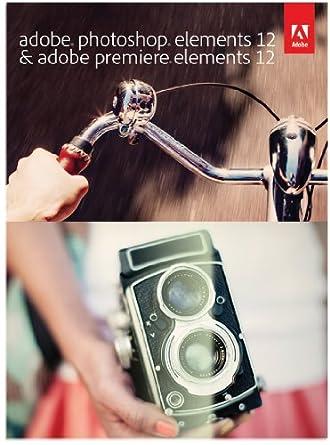 Adobe Photoshop Elements and Premiere Elements 12 Bundle Edition (PC)[Download]