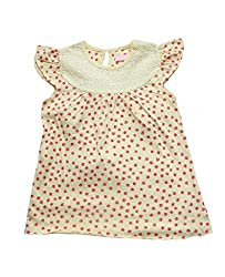 JUSCUBS FROCK- FLORAL ALL OVER