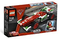 LEGO Disney Cars Exclusive Limited Edition Set #8678 Ultimate Build Francesco from LEGO