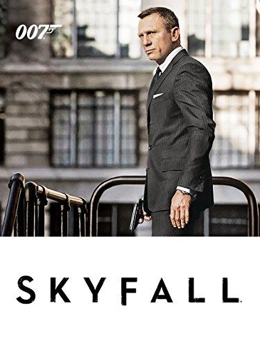 Amazon.com: Skyfall: Daniel Craig, Judi Dench, Javier
