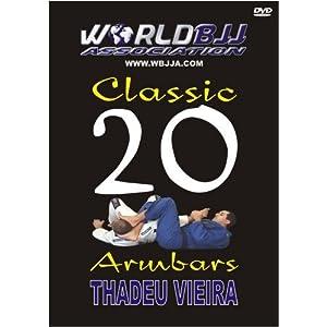 Classic Armbars DVD with Thadeu Vieira