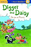 img - for Digger and Daisy Go On a Picnic (I Am a Reader!: Digger and Daisy) book / textbook / text book