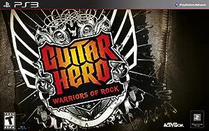 Guitar Hero: Warriors of Rock Super Bundle - Playstation 3