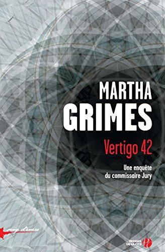 Vertigo 42  [Grimes, Martha] (Tapa Blanda)
