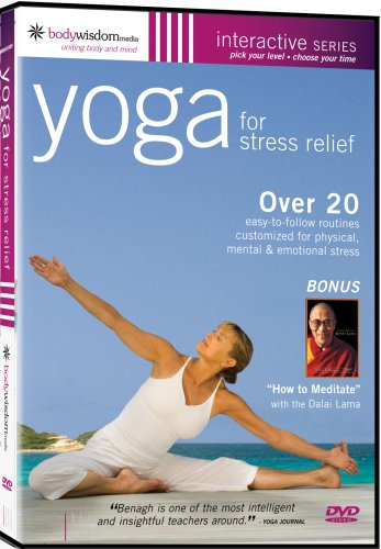 Yoga For Stress Relief [DVD] [2008]