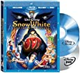 snow white dvd combo