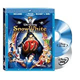 Snow White and the Seven Dwarfs (Three-Disc Diamond Edition Blu-ray/DVD Combo + BD Live w/ Blu-ray packaging) ~ Adriana Caselotti