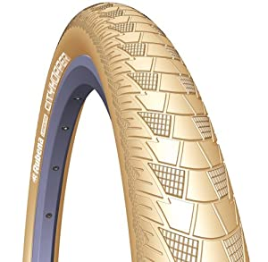 Rubena V99 City Hopper Bicycle Tire with Anti-Puncture System and Reflective Sidewall (Grey, 29x2.0-Inch) at Sears.com